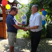 Čestitka Tomaža v imenu OO ZB Mirna
