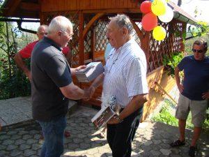Čestitka župana Dušana Skerbiša