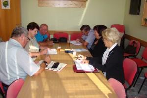 Sestanek predsednikov DU Mirne, DU Trebnje, DU Veliki Gaber, DU Velika Loka, DU Mokronog-Trebelno in DU Šentrupert