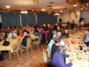 Vesela druščina - silvestrska večerja