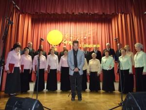 Mešani pevski zbor DU Mirna